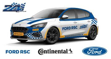 6ª Carrera Virtual 24 Horas Ford Continental